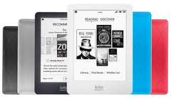 Kobo Glo Ereader E-book Wifi 6in 2 GB - New