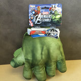 Marvel The Avengers Hulk Soft Big Hands Halloween Costume Child for Ages 4+
