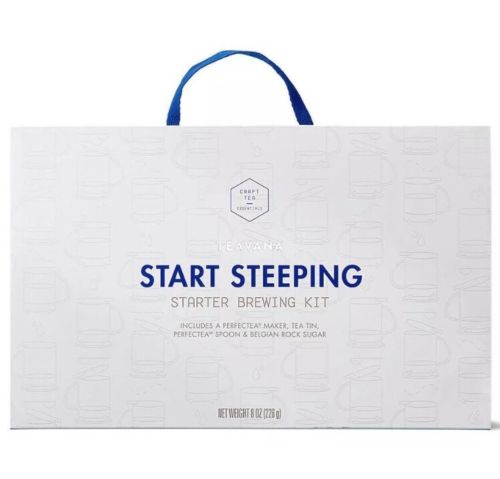 NEW Teavana START STEEPING Starter Brewing Kit