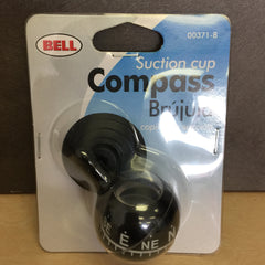 NEW, Bell Suction Cup Compass Model 00371-8 (Black)