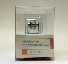 New, BeautyBio GloPRO Eye Microtip Attachment Head