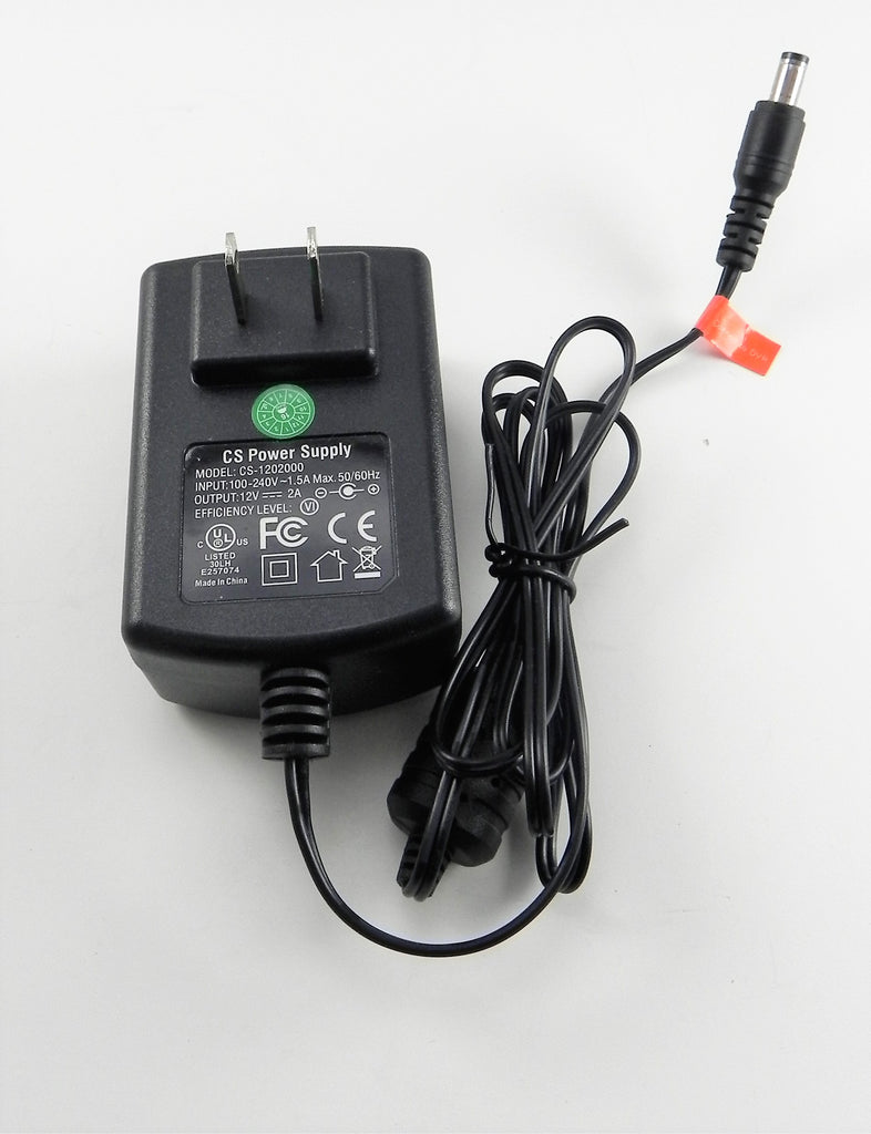 AC 100-240V To DC 12V 2A Power Supply Adapter Switching 5.5*2.1mm For CCTV