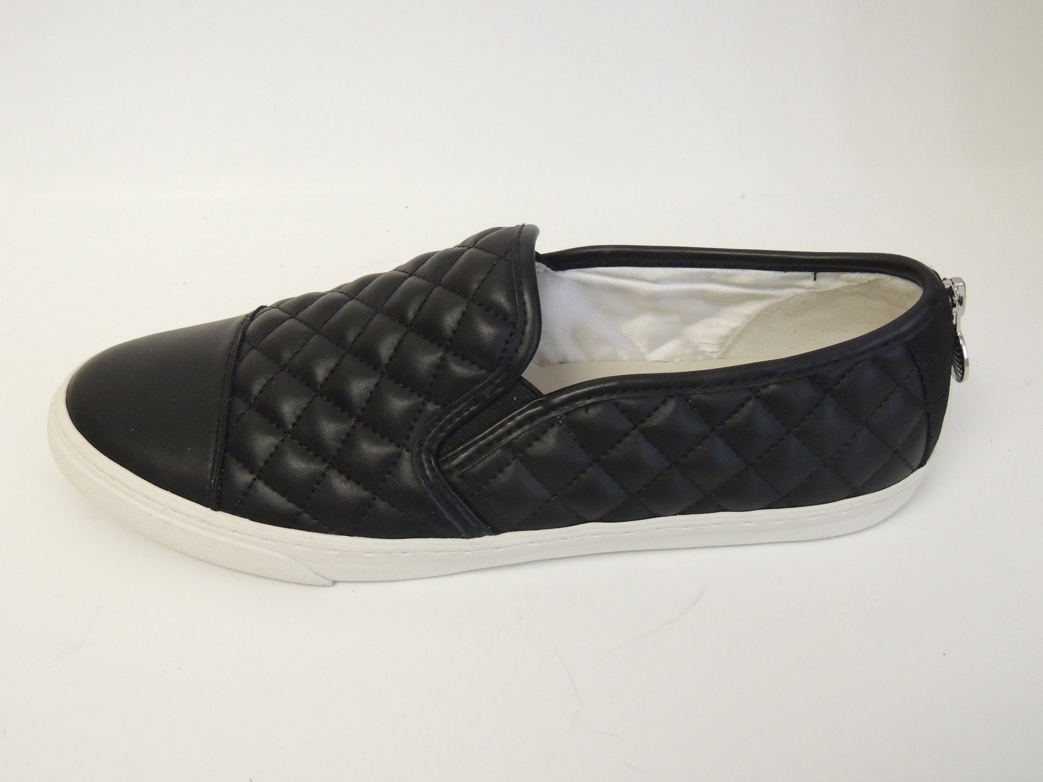 a37a026614 Geox D New Club Slip-On Sneakers Women's Shoes, Black ( Size 10 US ...