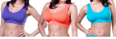 New Genie Classic Bra With Removable Pads All Sizes & Colors