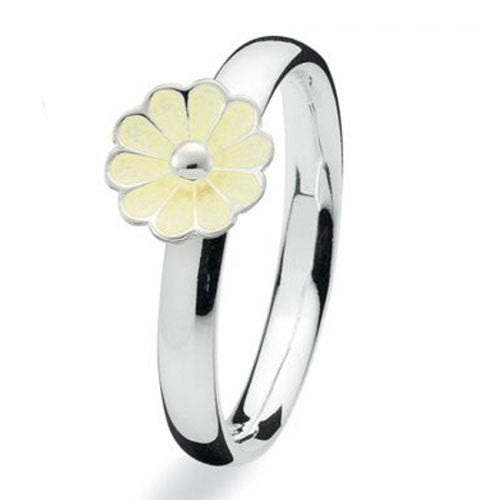 NEW Genuine Spinning Jewelry Stackable Silver Ring 719-06