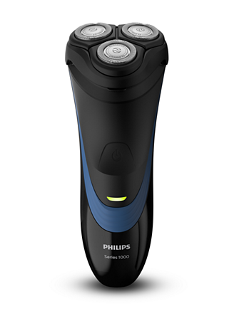 Philips Shaver Series 1000 Dry Electric Shaver S1510/04 CloseCut Blade System REFURBISHED