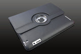 360 Ipad 5 Air Magnetic Leather Case- Black - LiquidationOutlet.ca