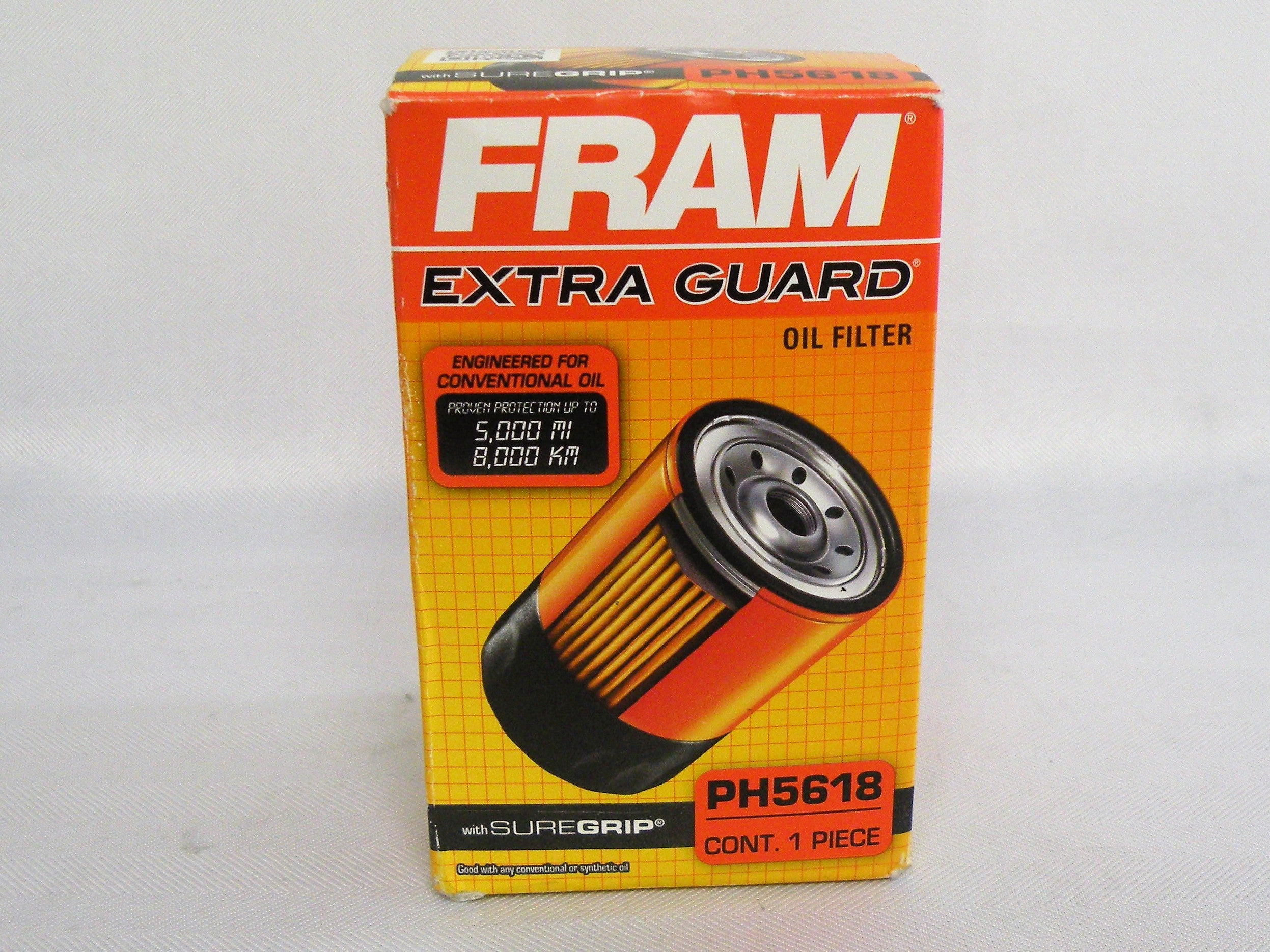 Fram Oil Filter New Jaguar S-Type Ford Thunderbird Lincoln LS XJ8 PH5618