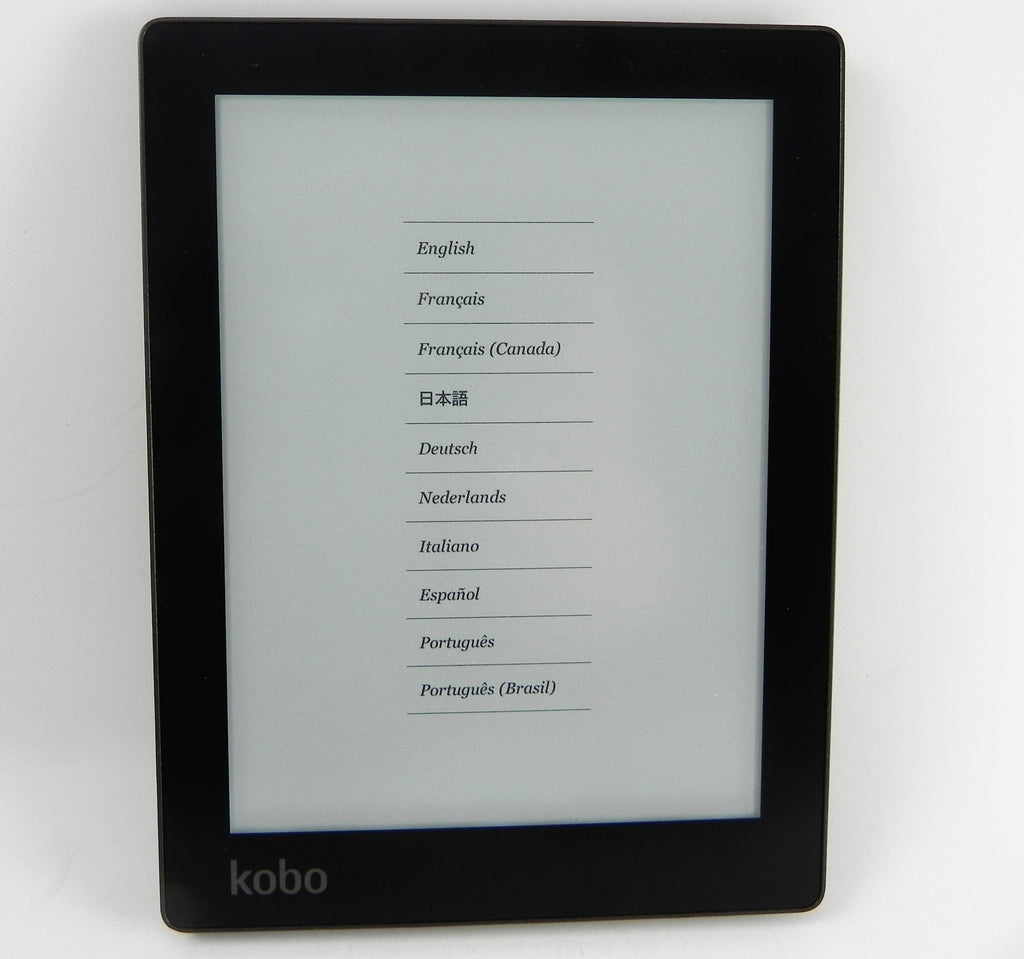 Kobo Aura Digital eBook Reader 4 GB 6 inch Screen With Touchscreen Backlight (REFURBISHED)