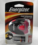 Energizer Performance LED Cap Light 30 Lumens With Batteries AAA 3 Modes CAPR22E