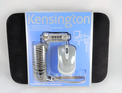 Brand New Kensington Essentials Kit for Netbooks,Lock,mice,Sleeve