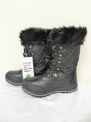 Cougar Charm Black Waterproof Boot US Size 7
