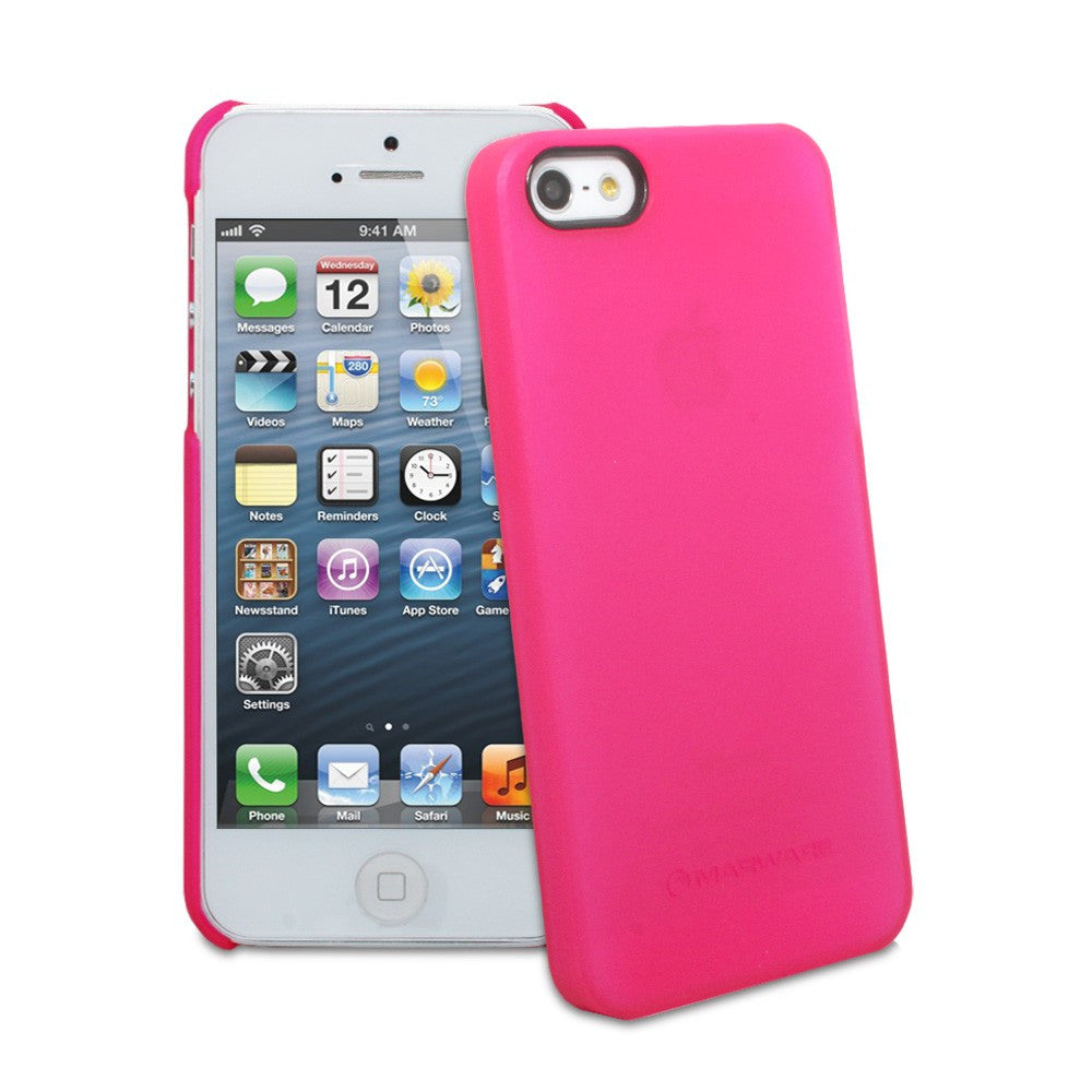 Marware iPhone 5 / 5S Microshell Case Cover - ADMS1014 - LiquidationOutlet.ca