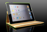 360 Ipad 5 Air Magnetic Leather Case- Green - LiquidationOutlet.ca