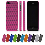 Skin Back Cover Case For Apple Iphone 4 / 4S - pink - LiquidationOutlet.ca