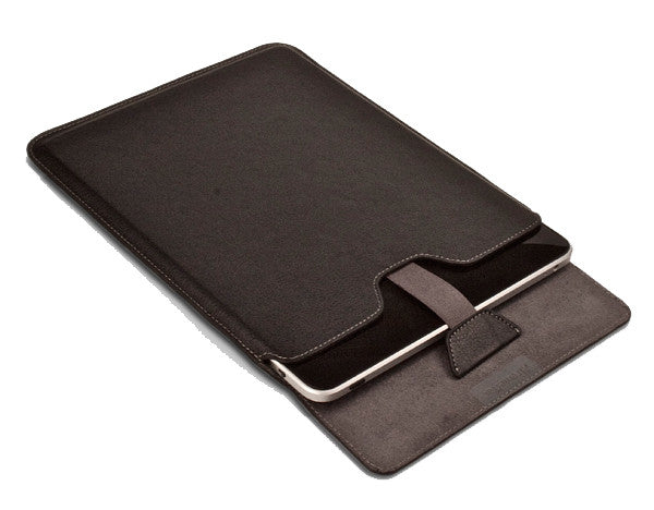 Xtrememac Genuine Leather Sleeve for Ipad - LiquidationOutlet.ca