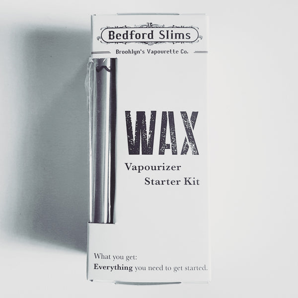 Wax Vaporizer Starter Kit