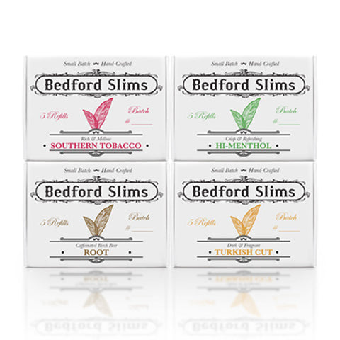 Small-Batch Flavour Packs -5 cartridges per pack-