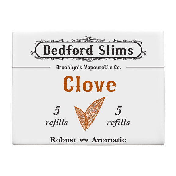 Clove Flavour Pack -5 cartridges per pack-