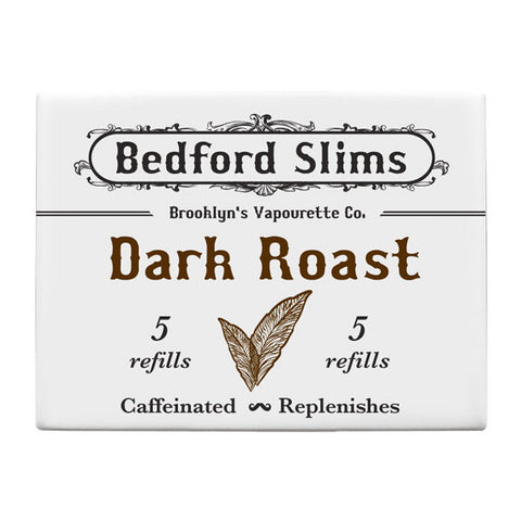 Dark Roast Flavour Pack -5 cartridges per pack-