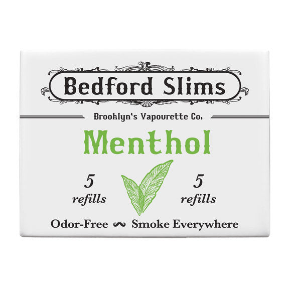 Menthol Flavour Pack -5 cartridges per pack-