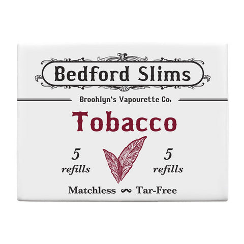 Tobacco Flavour Pack -5 cartridges per pack-