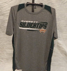 CI Sport Green & Gray T-Shirt