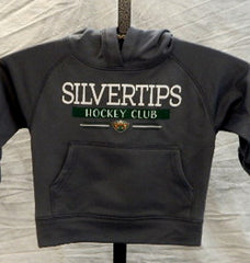 College Kids Gray Poly Hoodie