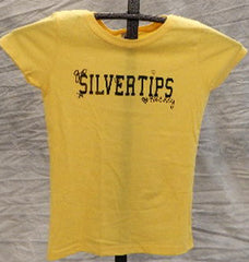 CI Sport Yellow Princess T-Shirt
