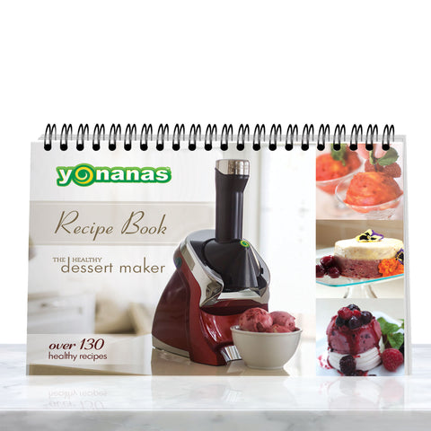 Yonanas 130+ Recipe Book - LITRB935