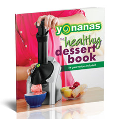 Yonanas 44-Count Recipe Book