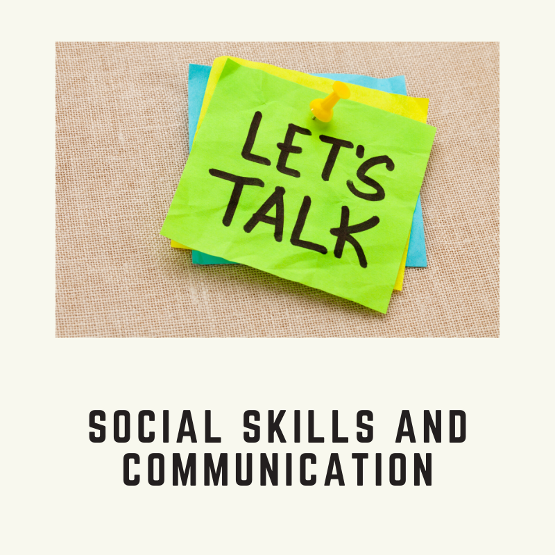 Social Skills & Communication
