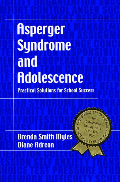 Asperger Syndrome and Adolescence - AAPC Publishing