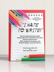 I HATE TO WRITE! - AAPC Publishing