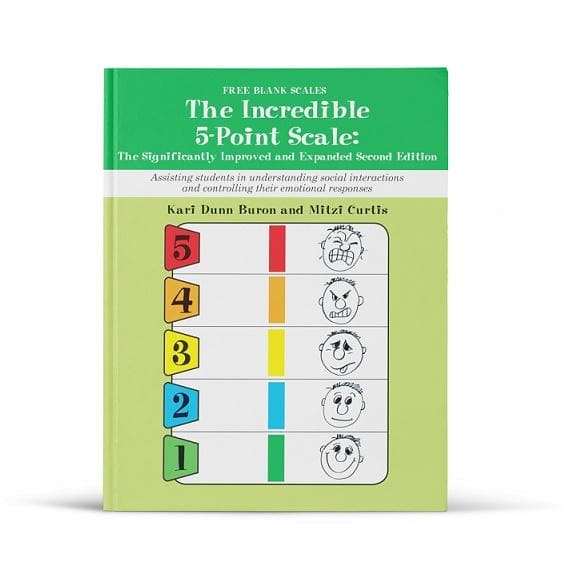 The Incredible 5-Point Scale - Second Edition - AAPC Publishing