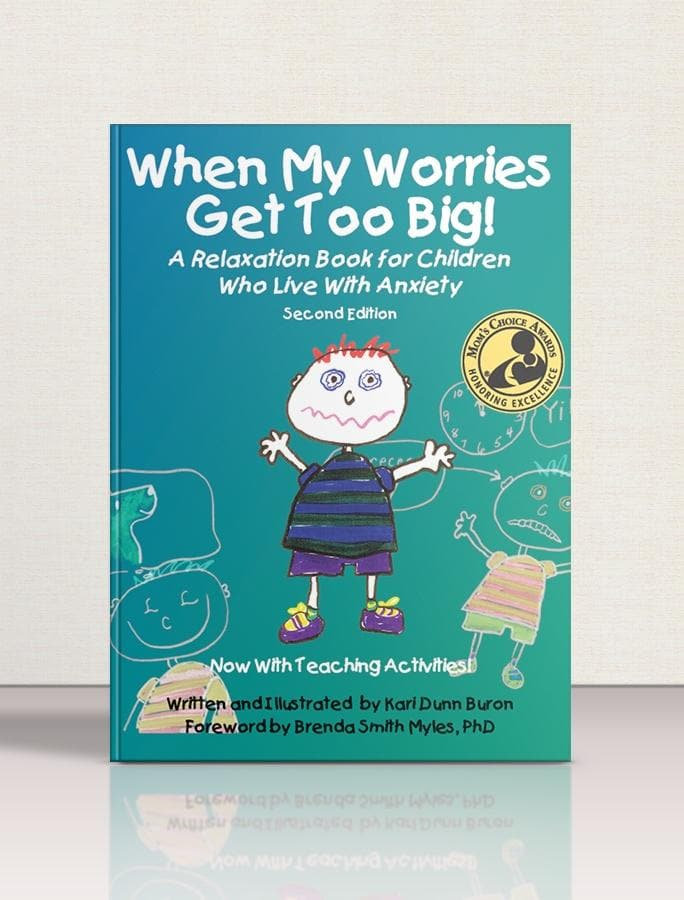 When My Worries Get Too Big! Second Edition - AAPC Publishing