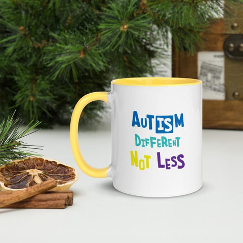 Autism is Different Not Less - Coffee Mug 11 oz. - AAPC Publishing