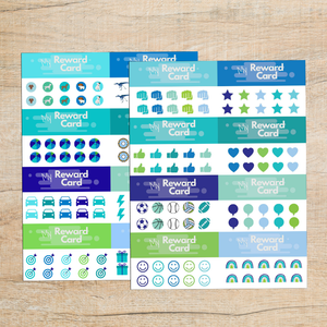 Free Printable Punch Cards for Students | Variety Pack - AAPC Publishing
