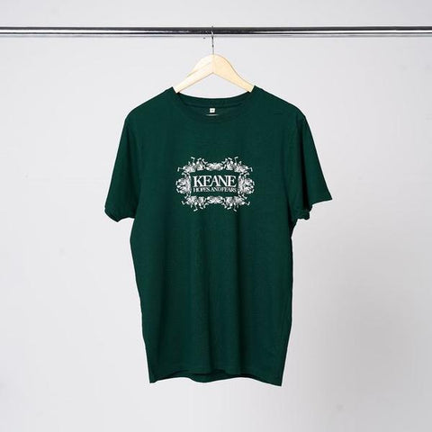 Hopes and Fears Green Tee + Deluxe Digital Album