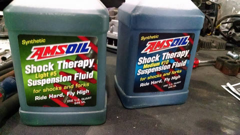 AMSOIL Shock Therapy