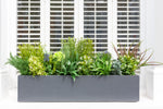 Privacy Window Box