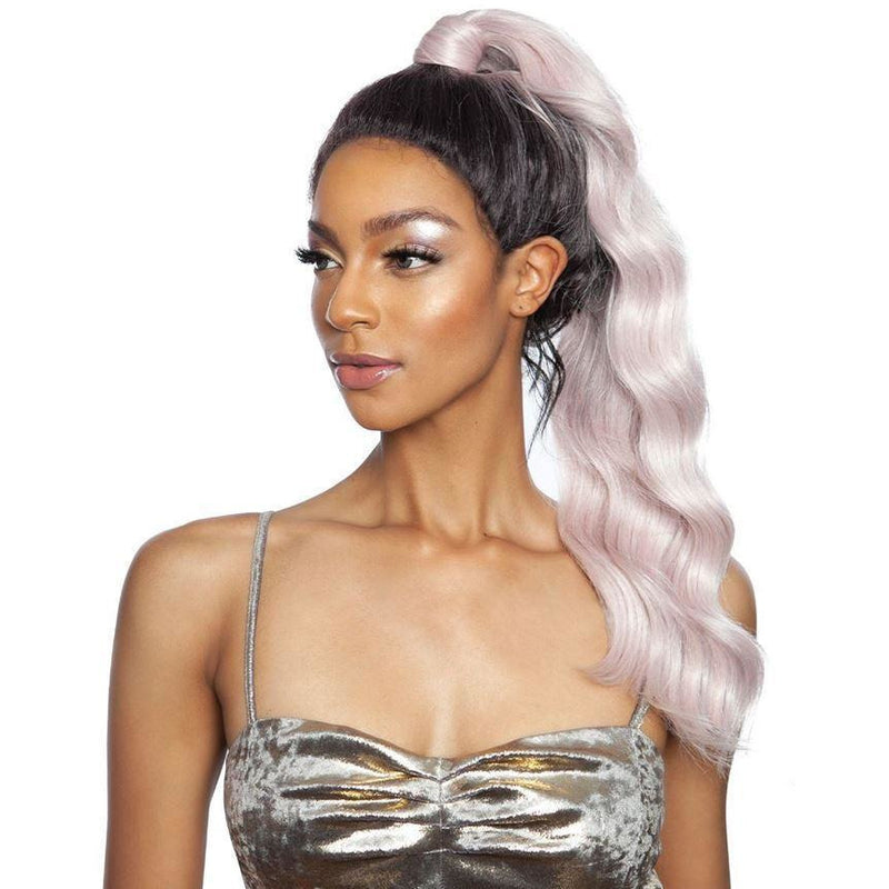 Mane Concept Red Carpet Synthetic Genie Pony Lace Front Wig - RCGP02 Gabbie