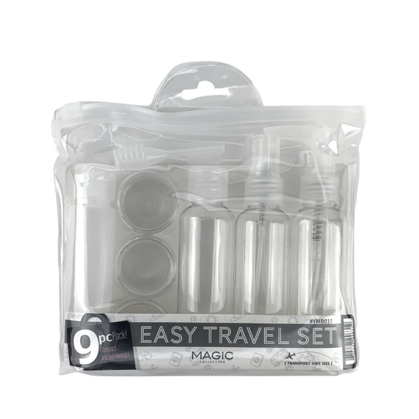 Magic Collection Easy Travel Set 9 Pcs #YMB018