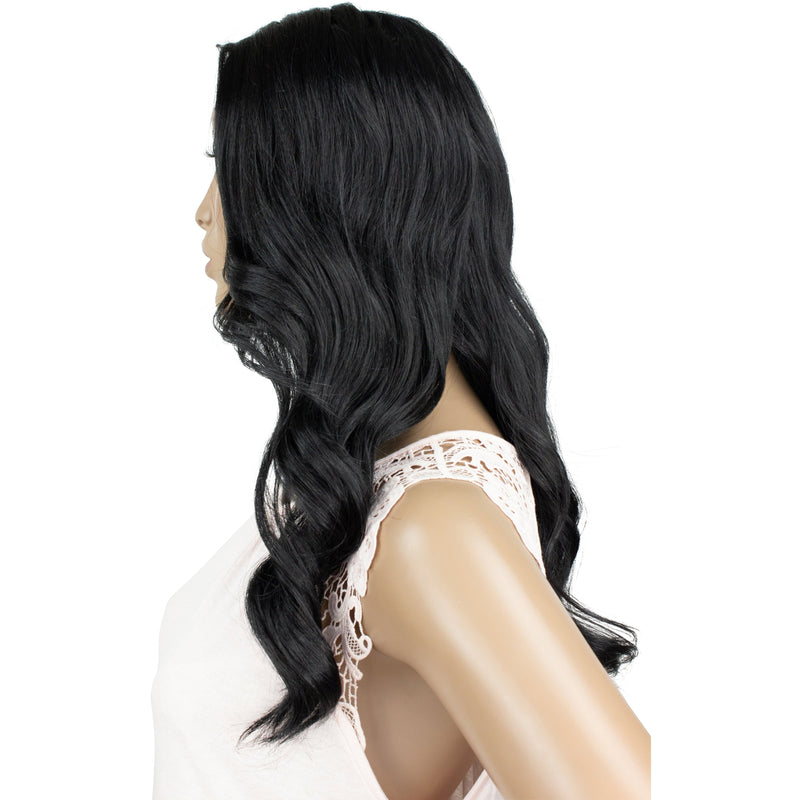 FreeTress Synthetic Equal 5-Inch Lace Part Wig – Valentino