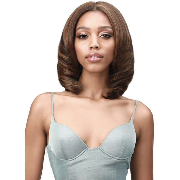 "Bobbi Boss Synthetic 5"" Deep Part Swiss Lace Front Wig - MLF-324 Afia"