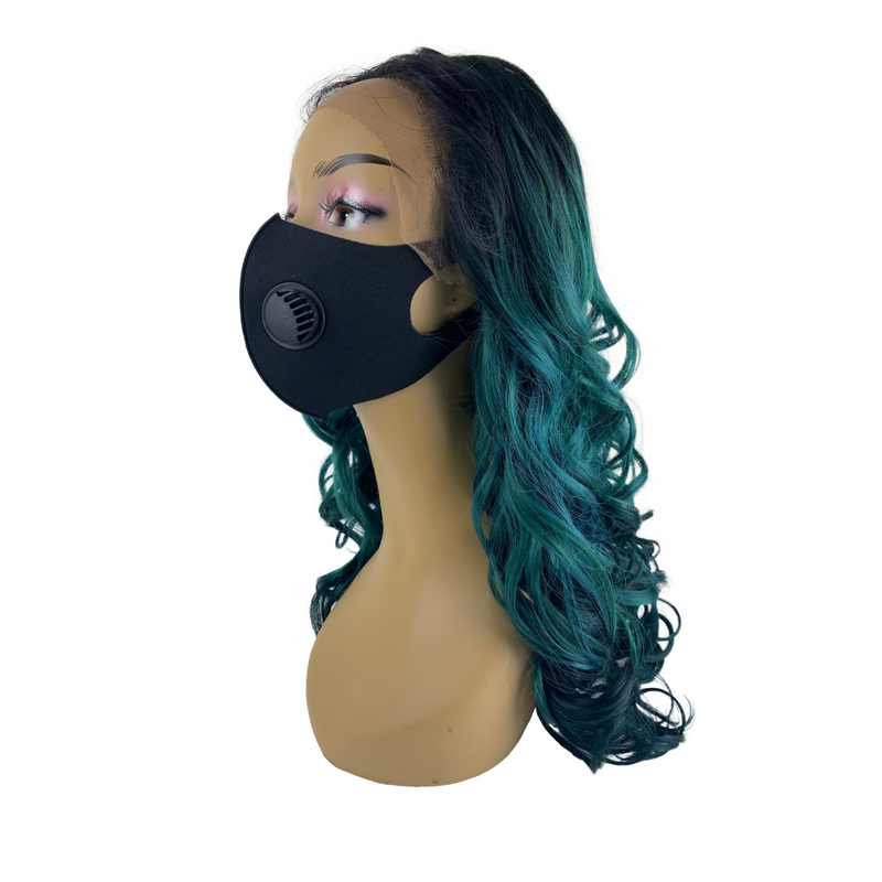 Fashion Protective Face Mask With Valve