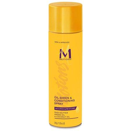 Motions Oil Sheen & Conditioning Spray 11.25 OZ