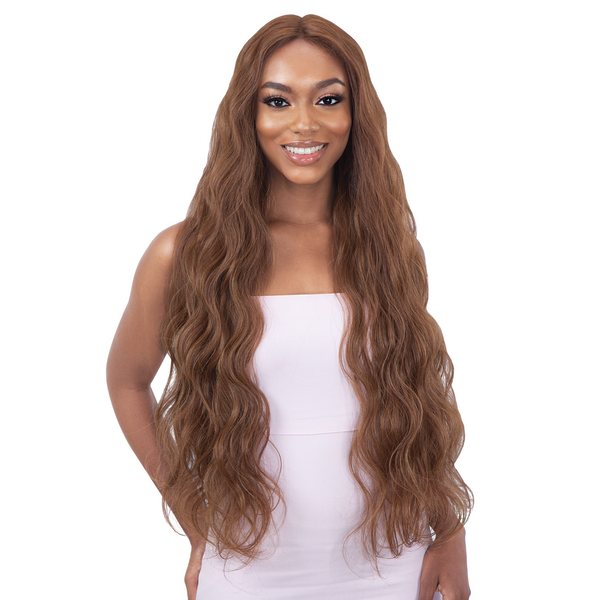 Shake-N-Go Organique Synthetic Lace Front Wig - Soft Body Wave 30""