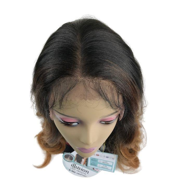 Freetress Equal Synthetic Illusion Lace Frontal Wig - IL-002