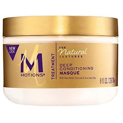 Motions Naturally You Deep Conditioning Mask 8 oz